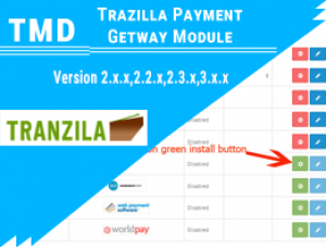 TMD Tranzila Payment Getway 2.x