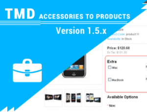 Accessories to products 1.5.x