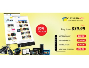 Classified- Responsive Opencart Theme