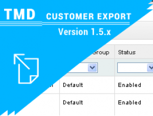 customer export module 1.5.x