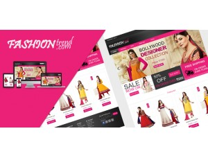 Opencart fashion theme 2.x