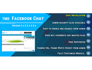 Facebook Chat Module