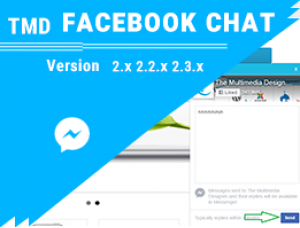 TMD Facebook Chat Module