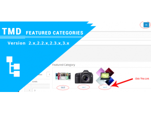 Featured Categories 2.x