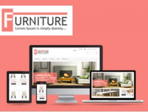 Furniture OpenCart Template 1.5.x