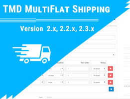 Tmd Multi Flat Shipping