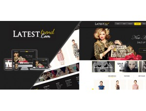 Tmd Latest fashion opencart theme 2.x