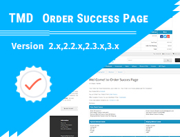 Tmd Order Success Page