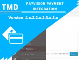 TMD PayVision Payment Integration 2.x
