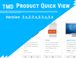 Tmd Product Quick View