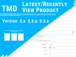 Tmd Latest/Recently View Product