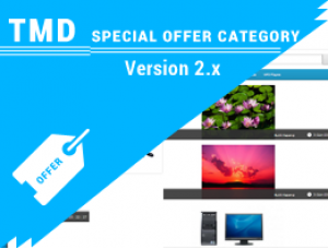 Special offer category