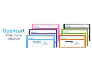 Multicolor Opencart Theme