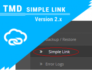 advance simple  links ocmod 2.x