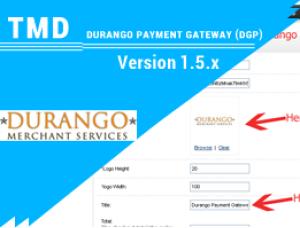 Durango Payment Gateway 1.5.x