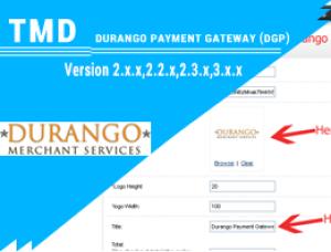 Durango Payment Gateway (2.x.x & 3.x.x)