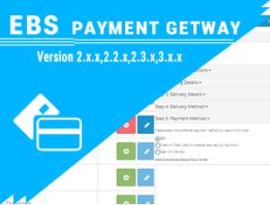 EBS Payment Getway (2.x.x & 3.x.x)