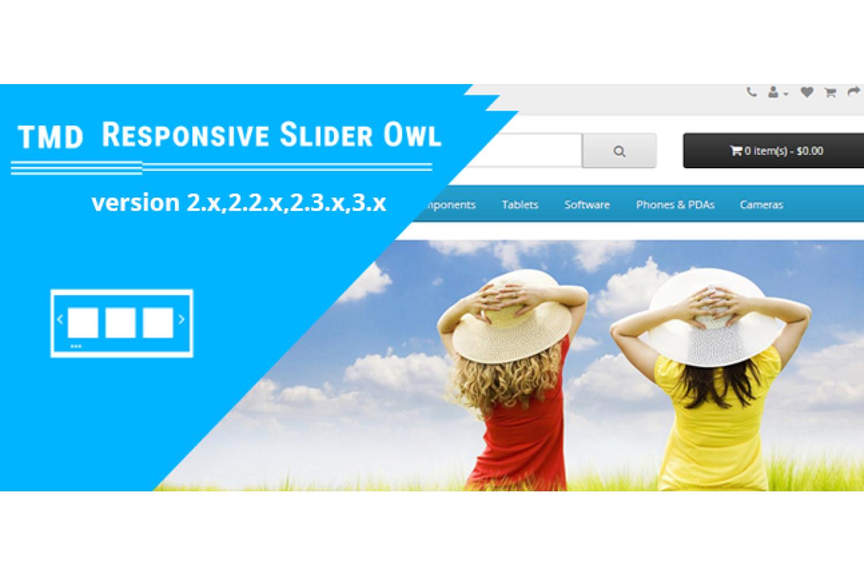 owl slider opencart ocmod (2 x & 3 x)