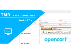 SEO Custom title (Multilanguage supported) 1.5.x