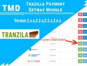 Tranzila Payment Getway (2.x.x & 3.x.x)
