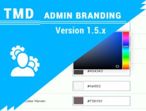 Admin Branding Module 1.5.x