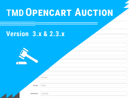 Opencart Auction