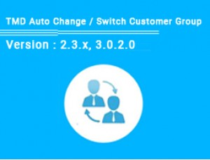 Auto Change / Switch Customer Group
