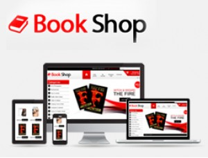 Opencart Book shop  (2.x & 3.x)