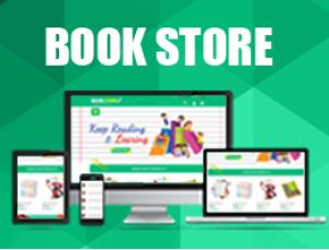 Responsive Book Shop