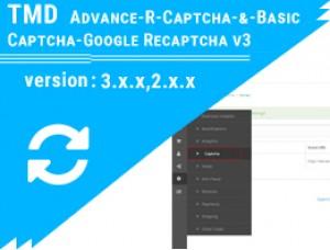 Add and remove captcha each form (2.x.x & 3.x.x)