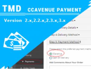 CCAvenue Payment Module opencart (2.x.x & 3.x.x)