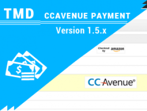 CCAvenue Payment Module ( Latest version supported) 1.5.x