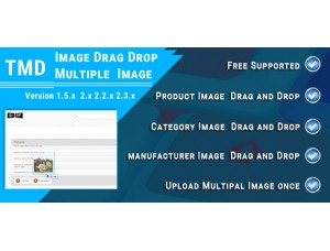 Image drag Drop -Multiple image