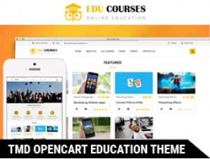 Education - Responsive Opencart Theme