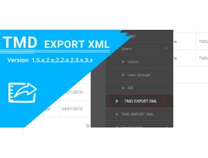 OpenCart Xls Export (1.5.x ,2.x & 3.x)