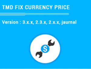 Fixed Currency On Product Price