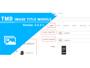 SEO Image Alt And Title Manager  (2.x & 3.x)