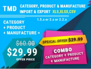 Import Export Combo (Multi Language)