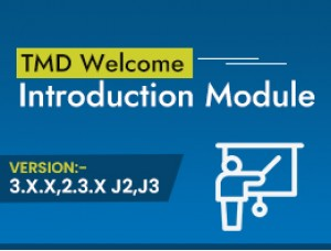 TMD Welcome/Introduction Module