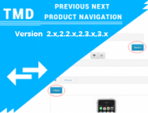 Previous/Next Product Navigation (ocmod) 2.x