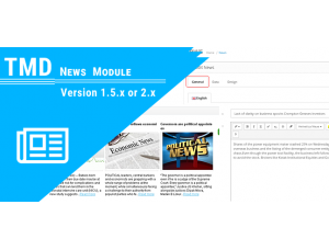 News - Article  Blog Module (1.5.x and 2.x)
