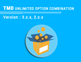 Unlimited Options Combination
