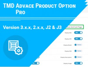 Advance Product Option Pro