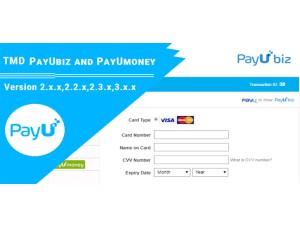 OpenCart PayUbiz and PayUmoney Module