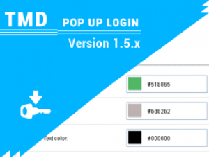 OpenCart  Pop Up Login Module 1.5.x