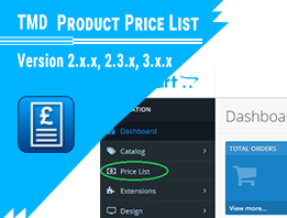 Product Price List