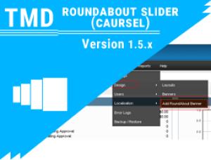 RoundAbout (Carousel) (1.5.x , 2.x & 3.x)