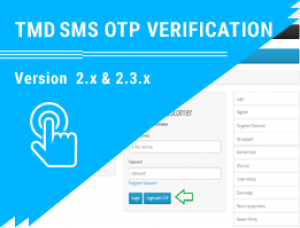 SMS OTP Verification