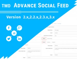 Advance Social Feed