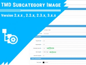 Subcategory Image Module 2.x